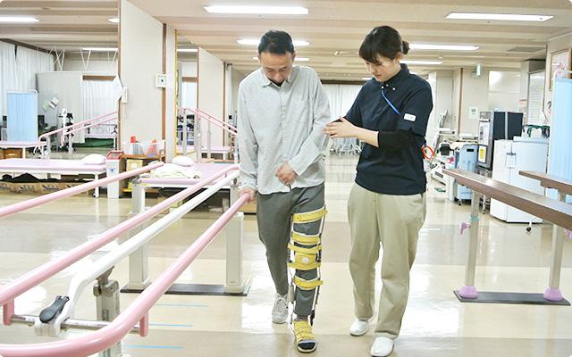 リハビリ(回復期リハビリテーション)の鶴巻温泉病院