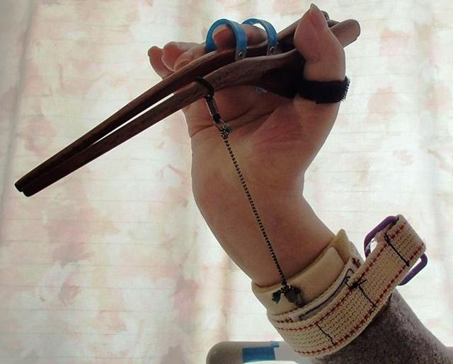 2位「テノデーシス箸」