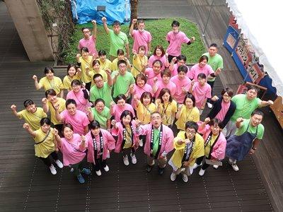 「第7回 コスモス祭」開催 実行委員団結式