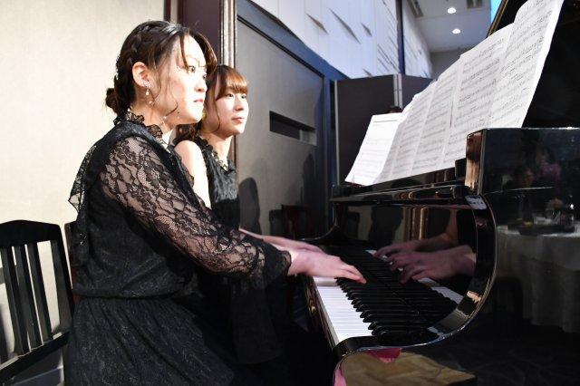 フルート・オーボエ・ピアノのアンサンブル