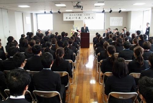 医療法人社団 三喜会 入職式